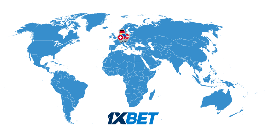 1xBET Map